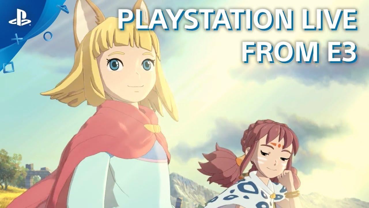Ni no Kuni II: REVENANT KINGDOM – PS4 Gameplay Demo