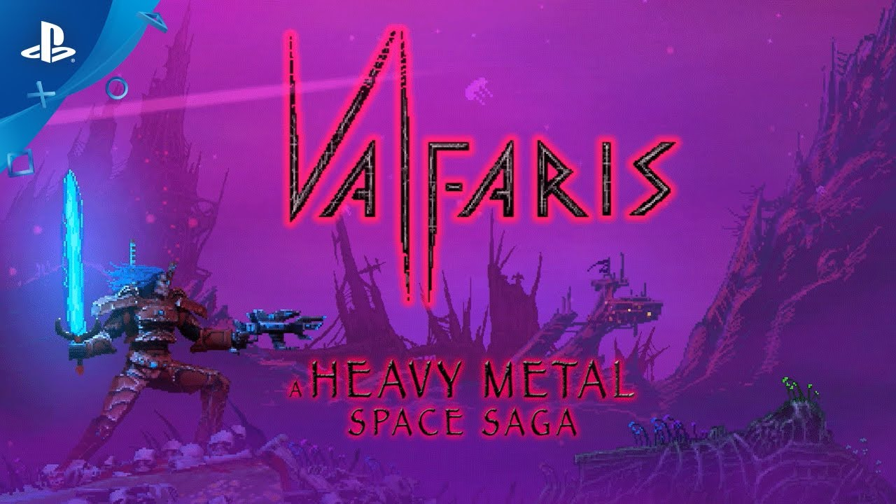 Valfaris – PS4 Announcement Trailer