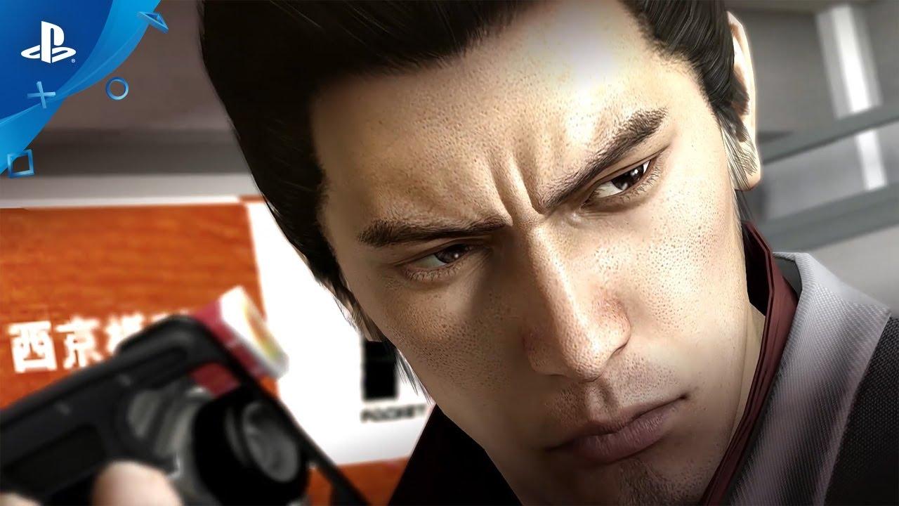 Yakuza Kiwami – PS4 Trailer