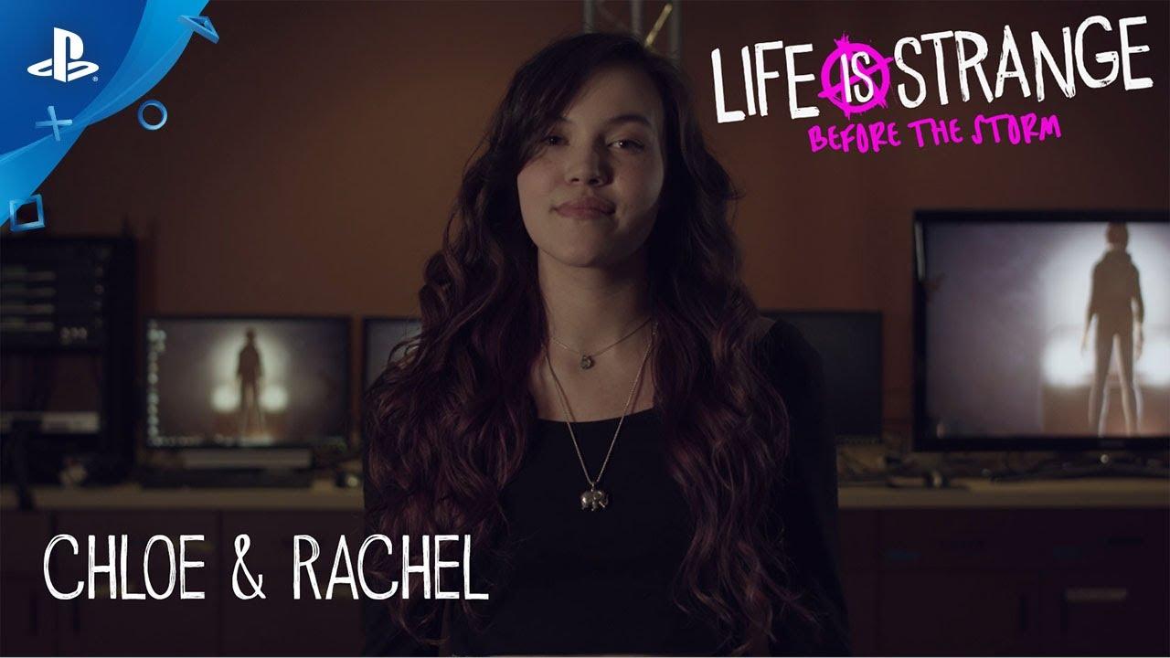 Life is Strange: Before the Storm – Chloe & Rachel