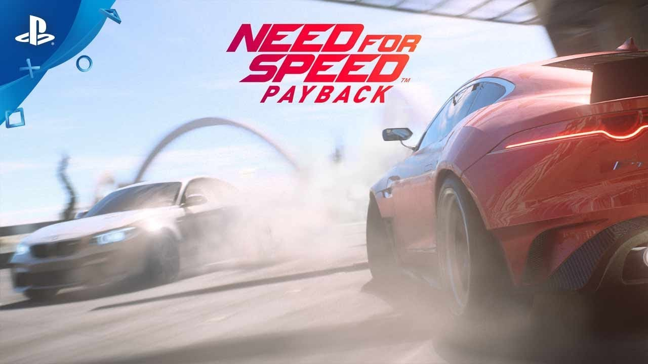 Need For Speed Payback – Customization Trailer