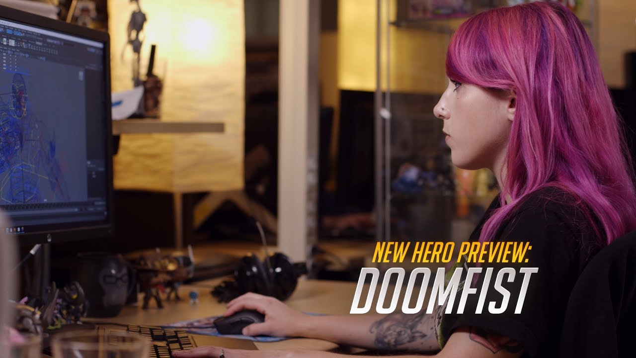New Hero Preview: Doomfist