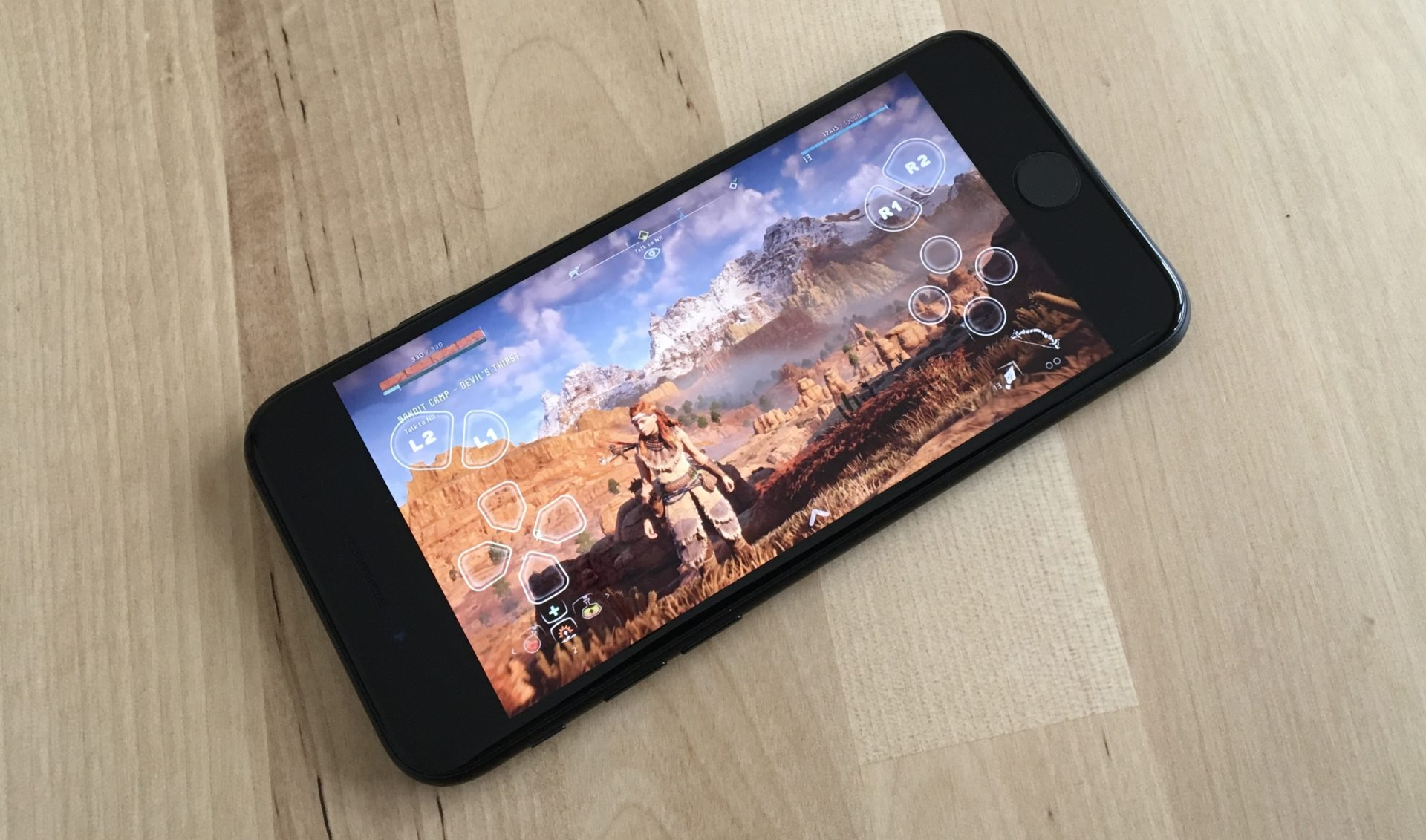 Play PlayStation 4 on iPhone or iPad With R-Play - App
