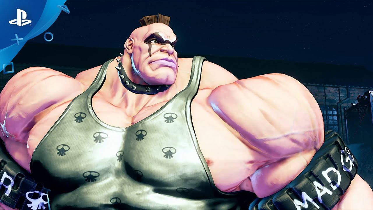 Street Fighter V: Abigail Reveal Trailer