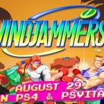 Windjammers – Characters Trailer
