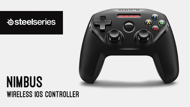 SteelSeries Nimbus iOS Controller Review