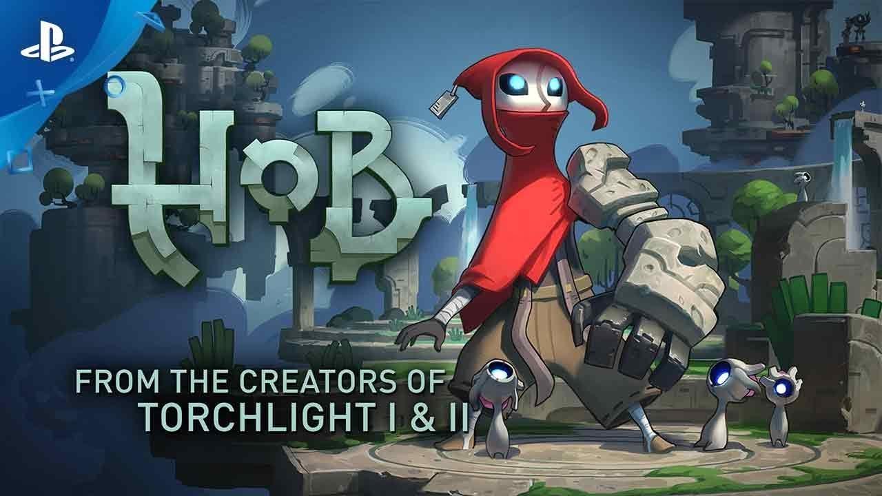 Hob – Launch Trailer