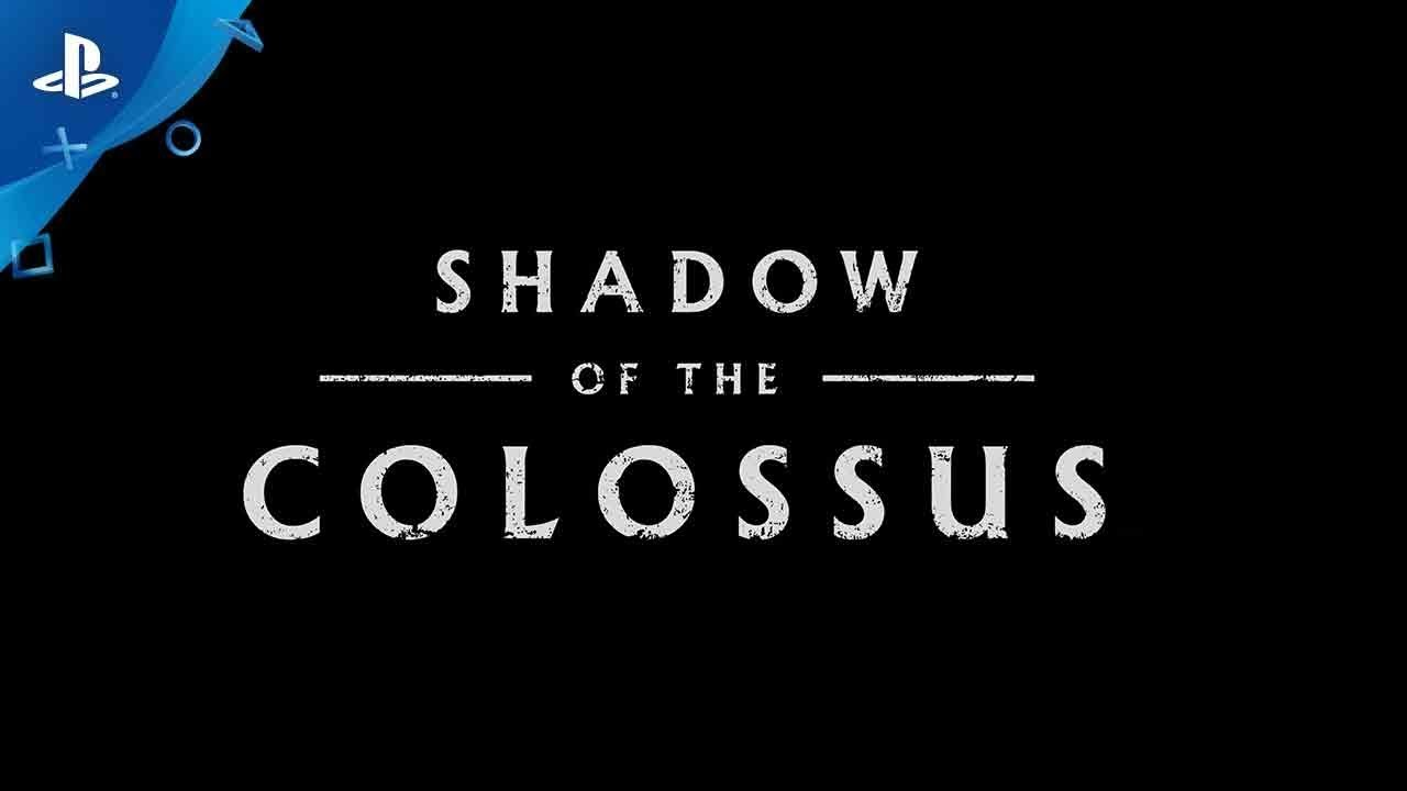 SHADOW OF THE COLOSSUS – TGS 2017 Trailer
