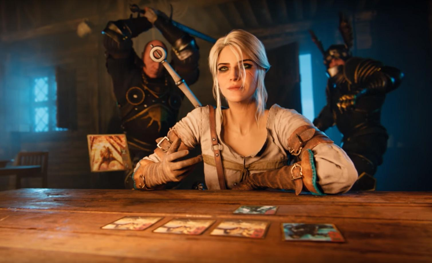 The Witcher 3 - Wild Hunt - Gwent Card Game