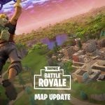 Fornite Battle Royale Map Update