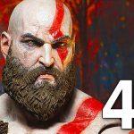 God of War 4 4K Gameplay