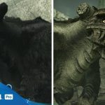 Shadow of the Colossus PS2, PS3 and PS4 Comparison
