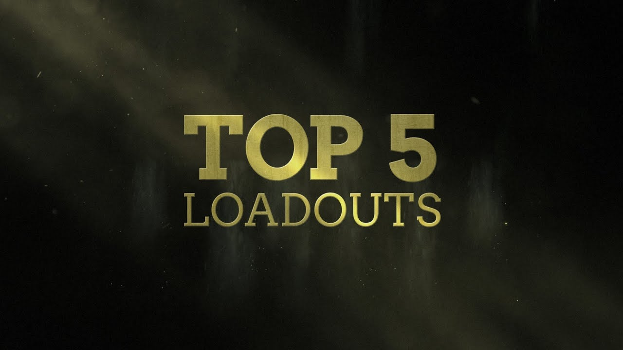 Top 5 Multiplayer Loadouts in Call of Duty WW2