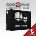 Loot Crate and Sony announce new God of War Limited Edition Crate
