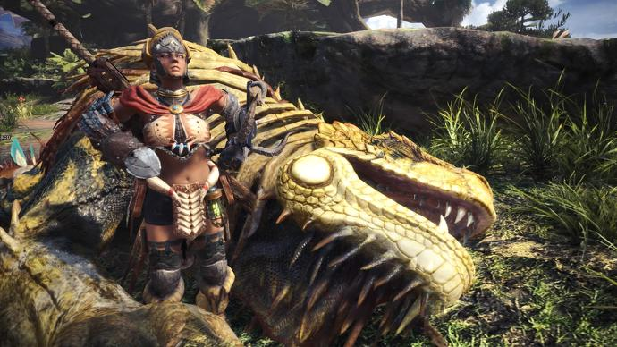 Why Monster Hunter World has become Capcom's best-selling title