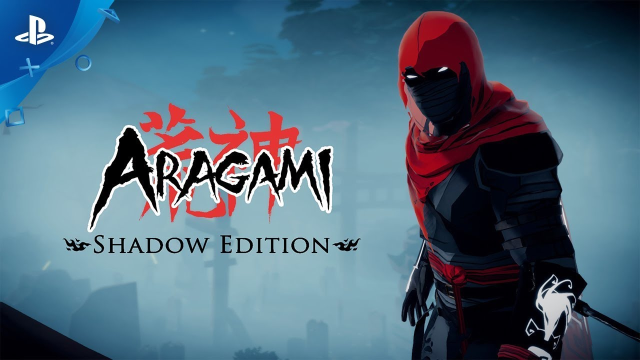 Aragami Shadow Edition – Announcement Trailer