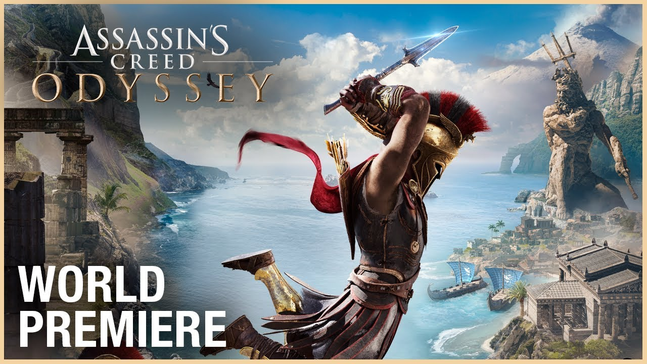 Assassin's Creed Odyssey: E3 2018 Official World Premiere Trailer