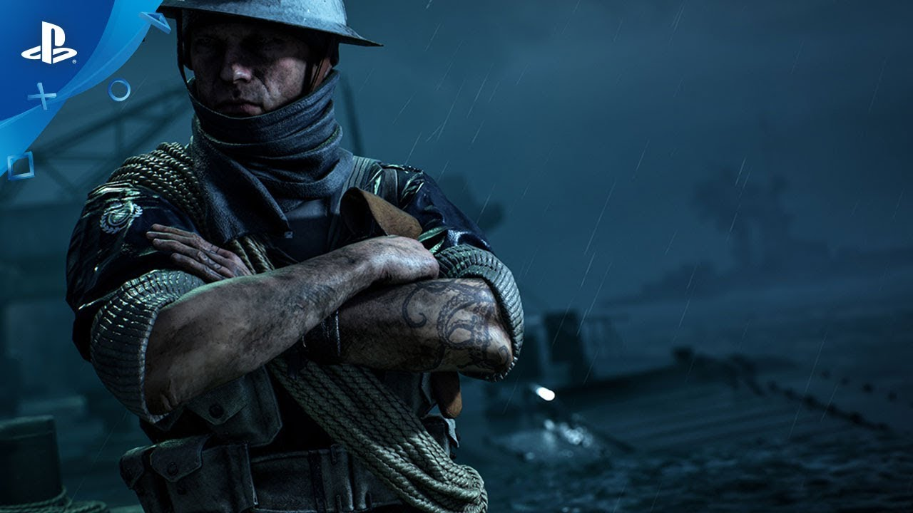 Battlefield 1 – Road to Battlefield 5: Turning Tides