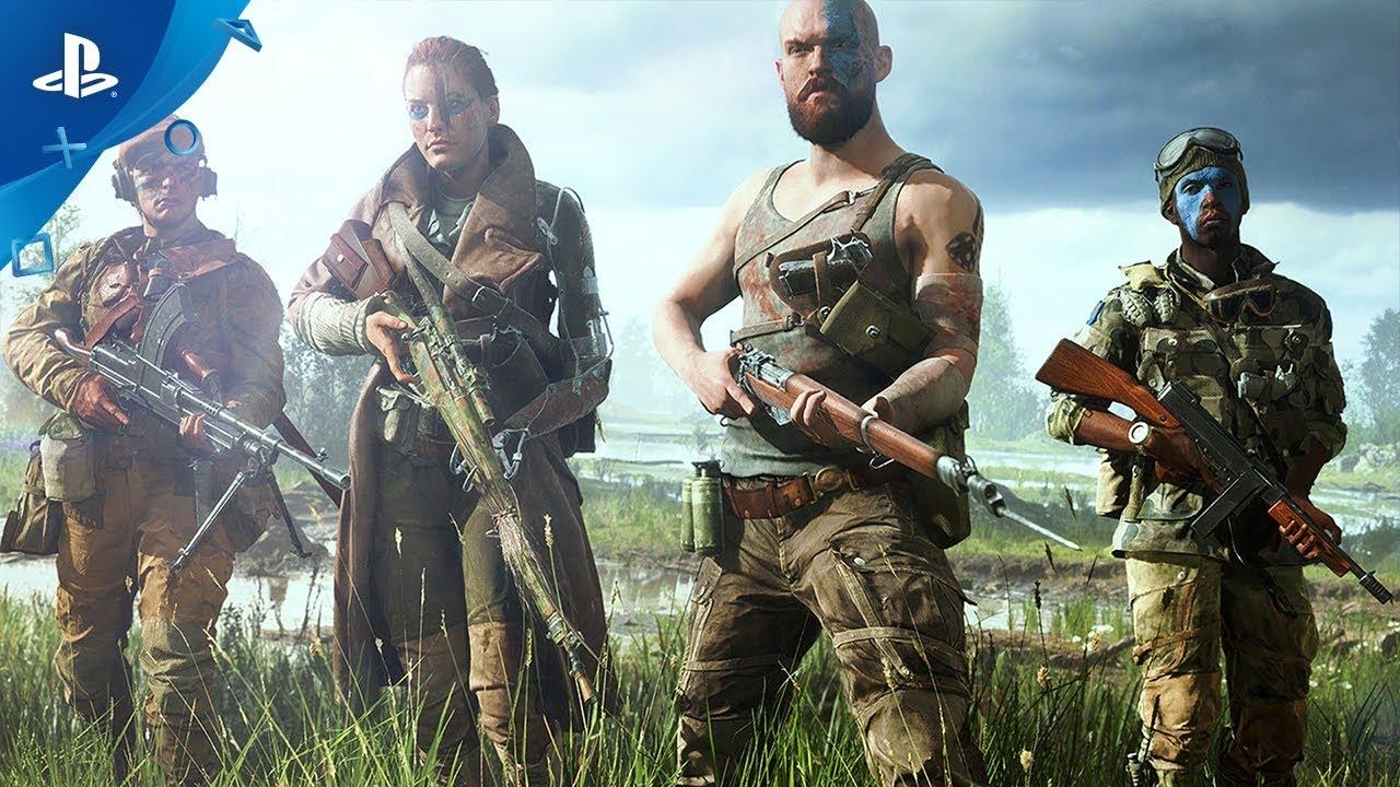 Battlefield 5 – Reveal Trailer