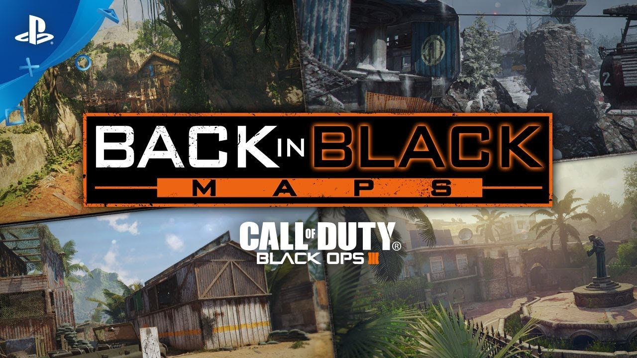 Call of Duty: Black Ops III – Back in Black Maps Trailer