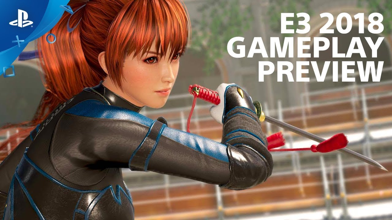 Dead or Alive 6 – Gameplay Preview