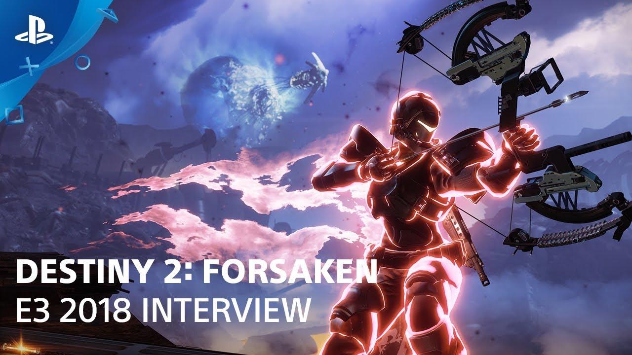 Destiny 2: Forsaken – Gambit Gameplay Preview