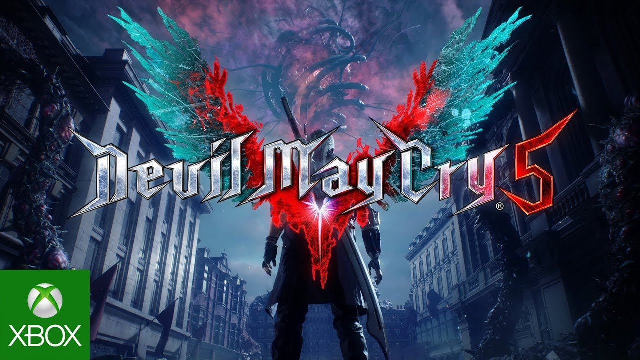 Devil May Cry 5 – Announcement Trailer