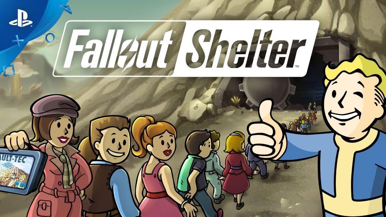 Fallout Shelter – E3 2018 Trailer