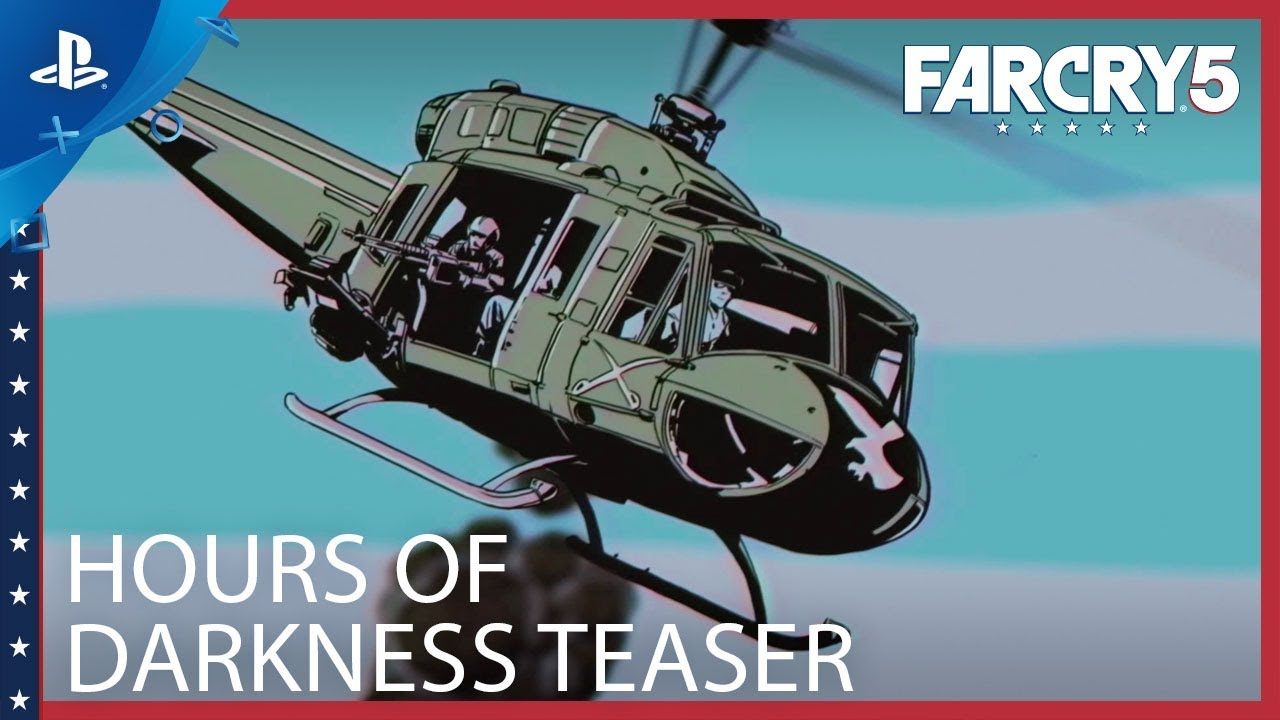 Far Cry 5: Hours of Darkness – Teaser Trailer