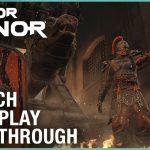 For Honor Breach Gameplay Walkthrough