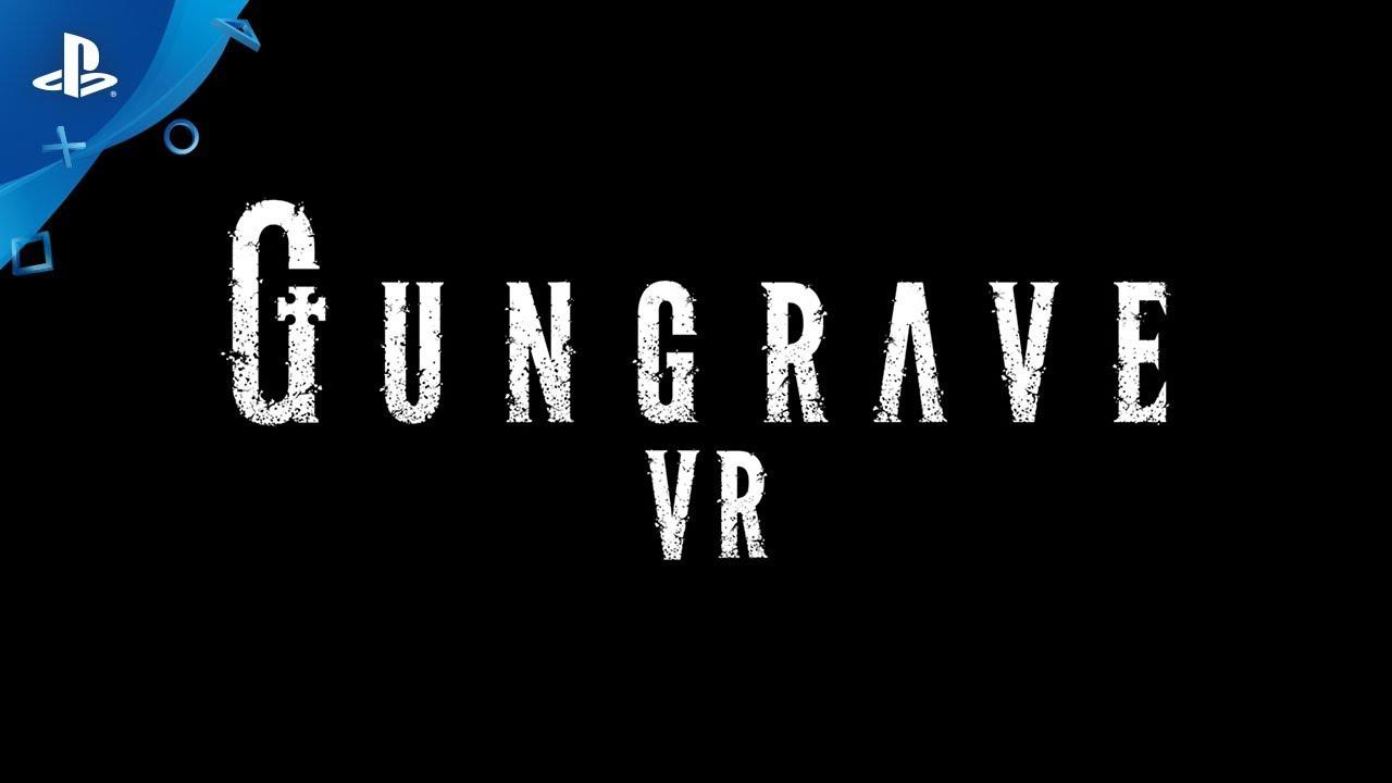 Gungrave VR – E3 2018 Trailer