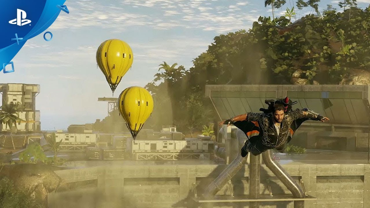 Just Cause 4 – Welcome to Just Cause 4: Developer BTS