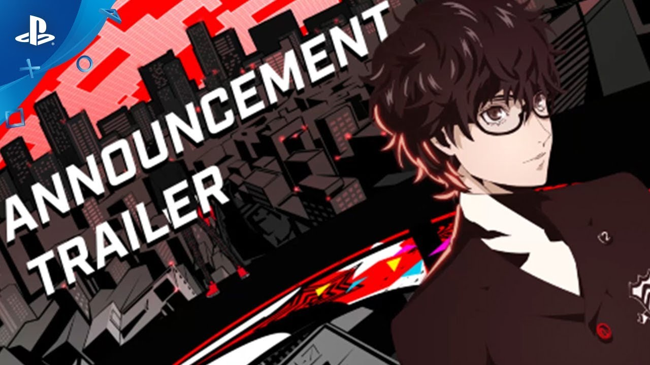 Persona 5: Dancing in Starlight – Announcement Trailer