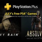 PlayStation Plus – Free Games Lineup July 2018