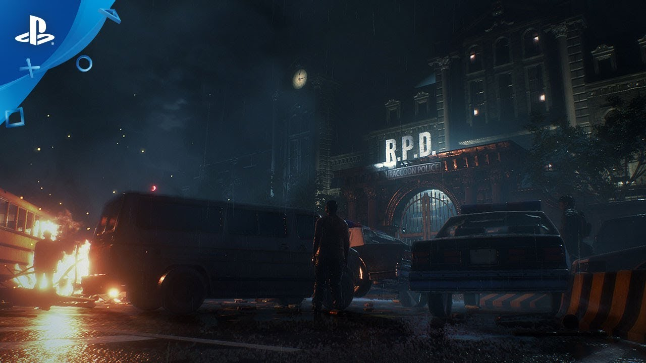 Resident Evil 2 – Playstation Showcase Trailer