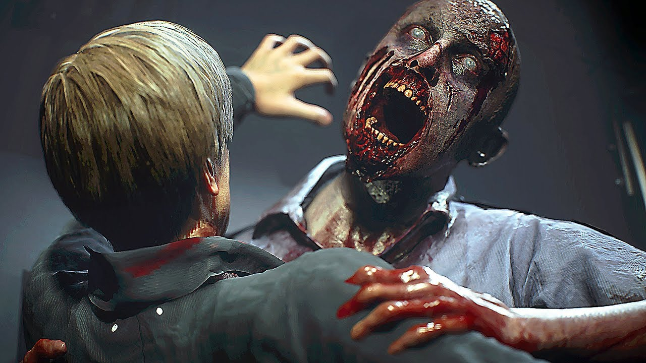 Resident Evil 2 Remake – 10 Minute Gameplay Walkthrough