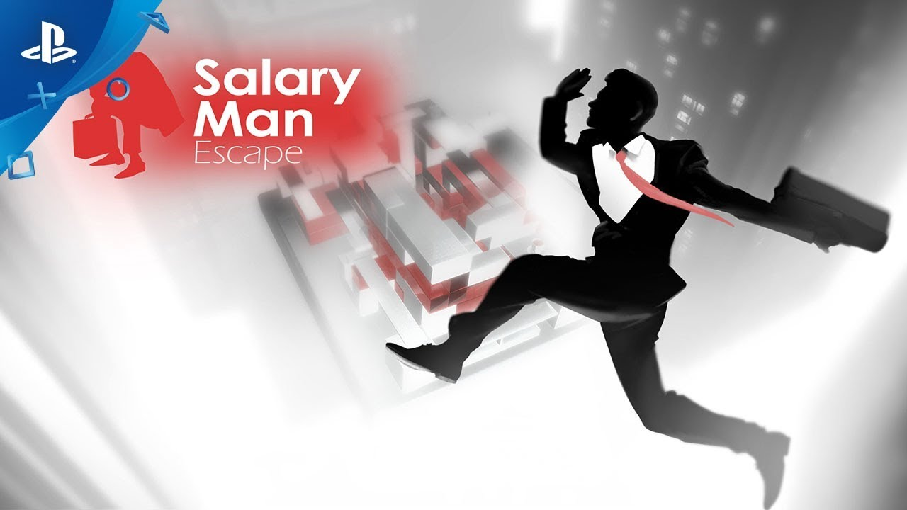 Salary Man Escape – Launch Trailer
