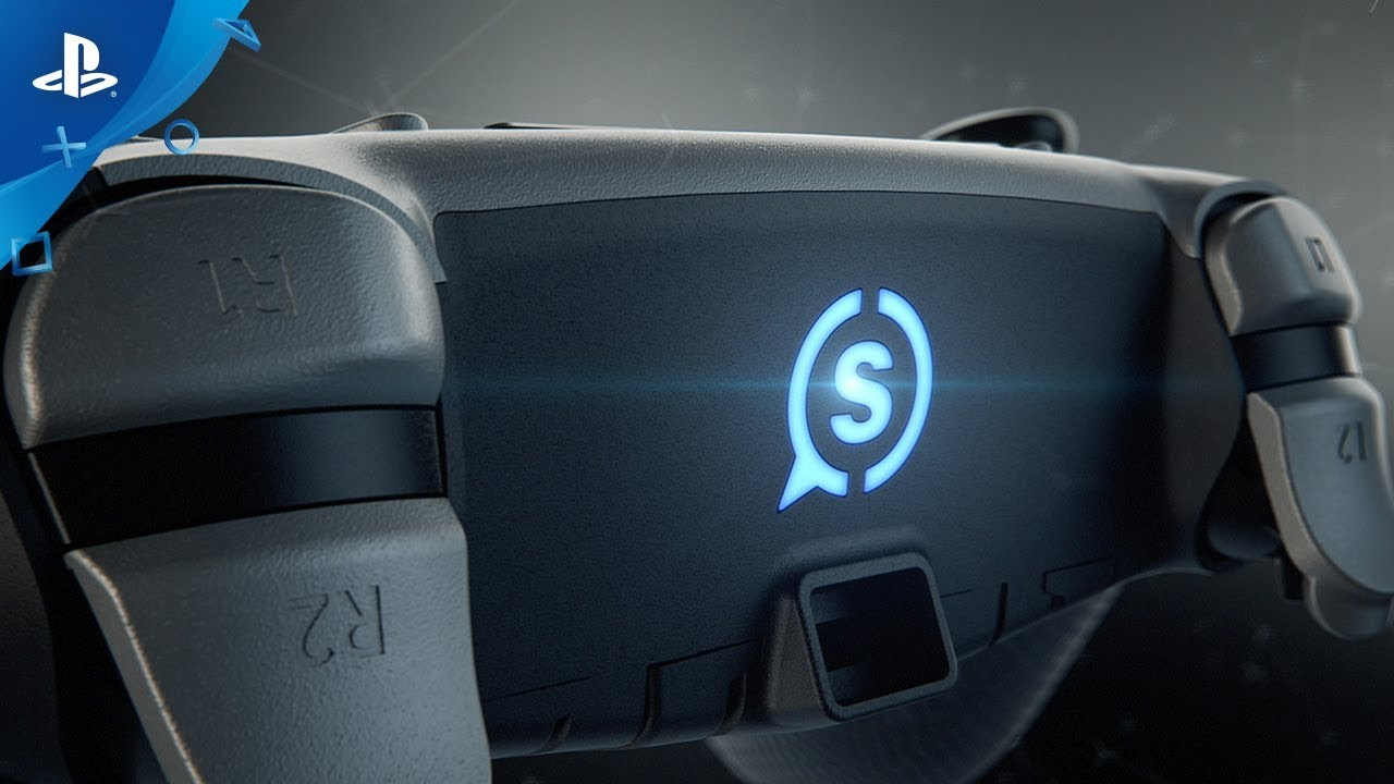 SCUF Vantage Controller – E3 2018 Trailer