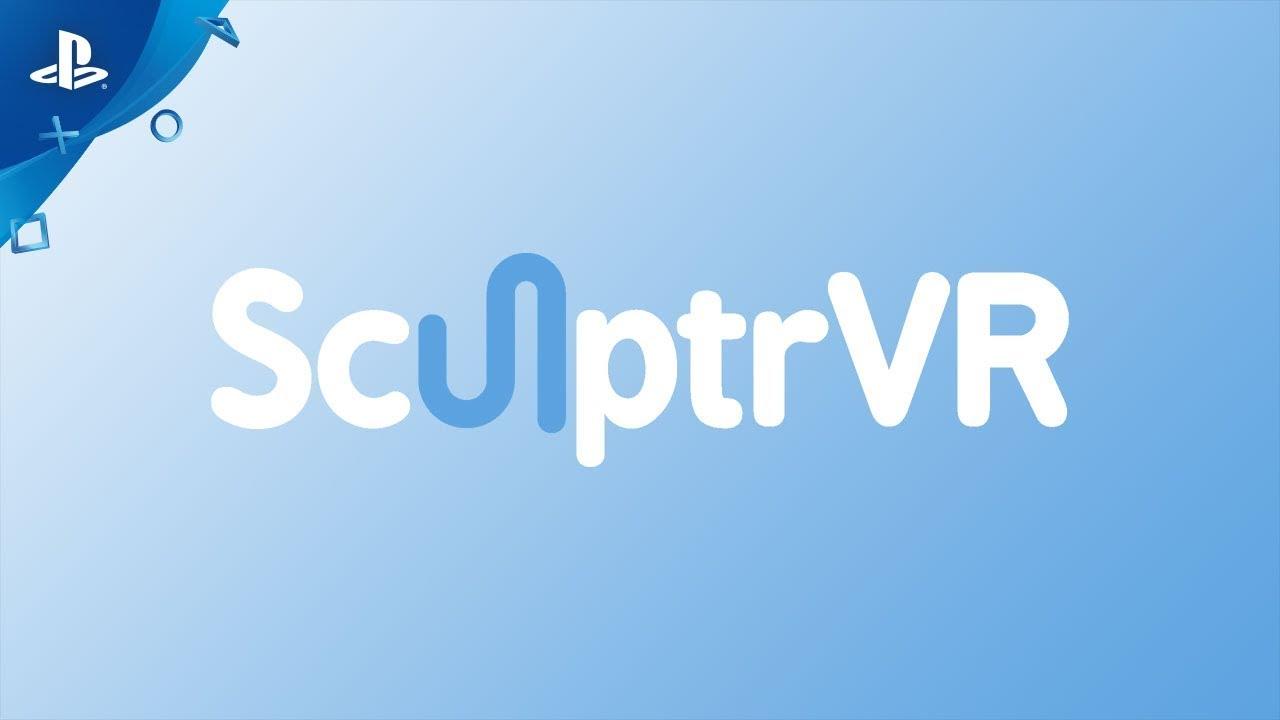 SculptrVR – Launch Trailer
