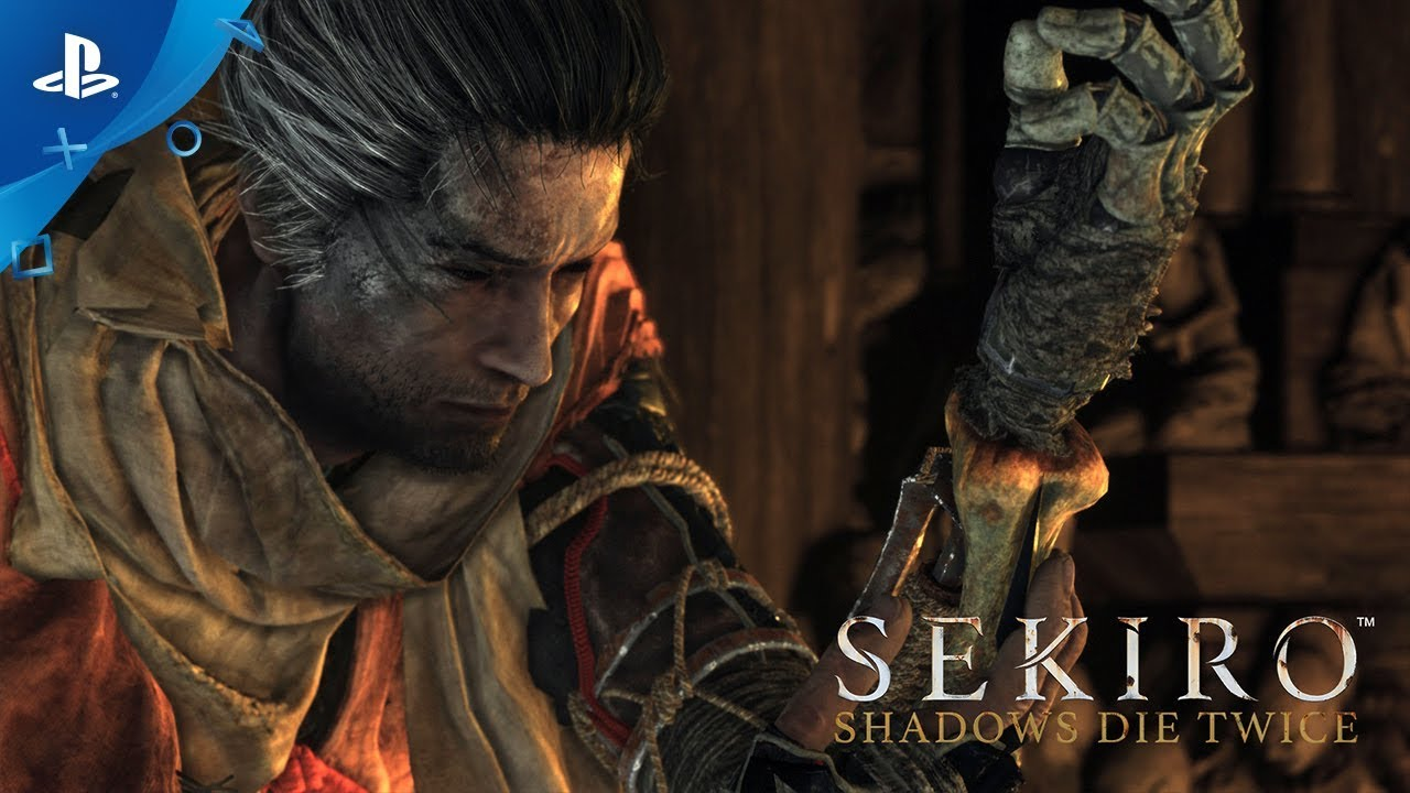Sekiro: Shadows Die Twice – Reveal Trailer