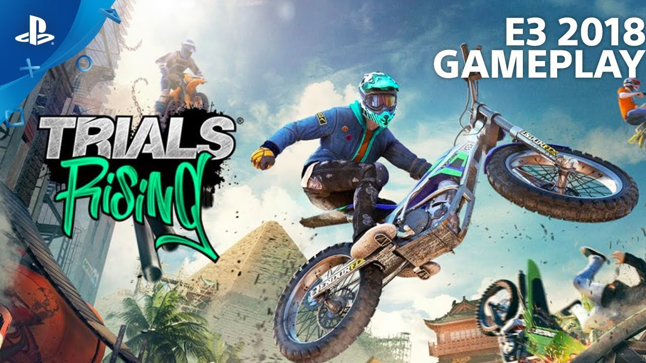 Trials Rising – Gameplay Preview