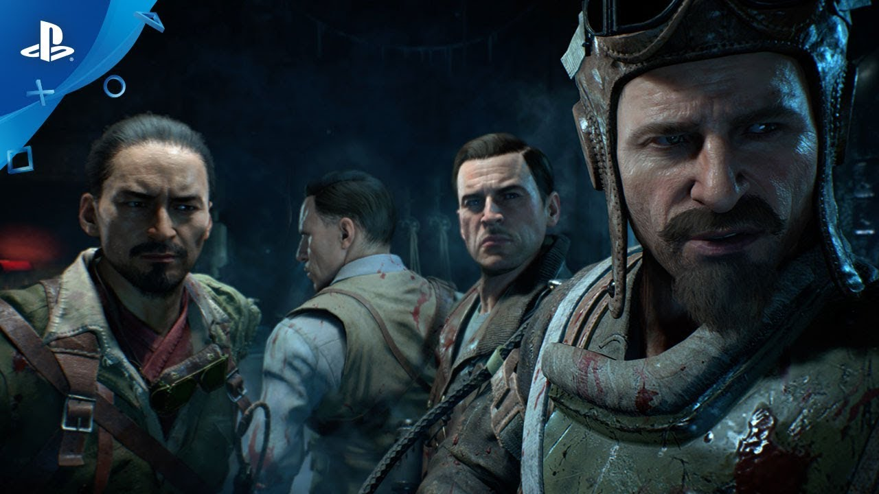 Call of Duty: Black Ops 4 – Zombies: Blood of the Dead