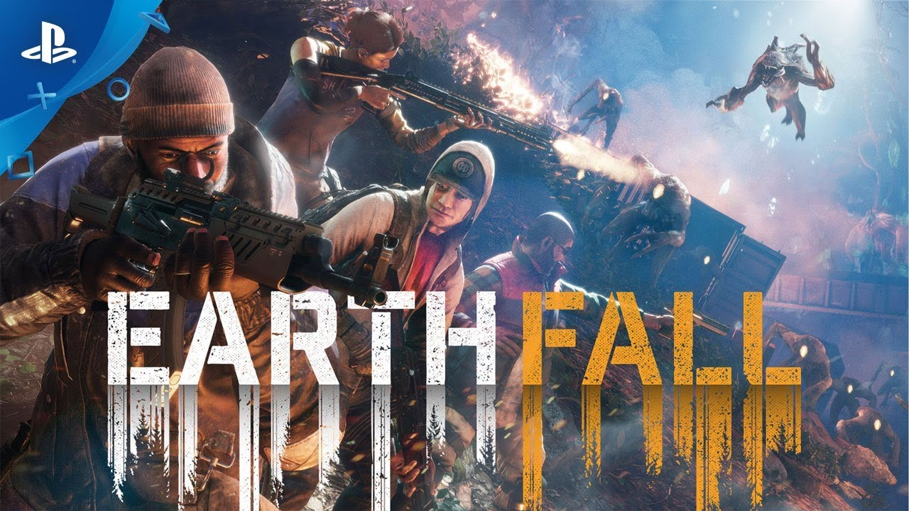 Earthfall – Launch Trailer