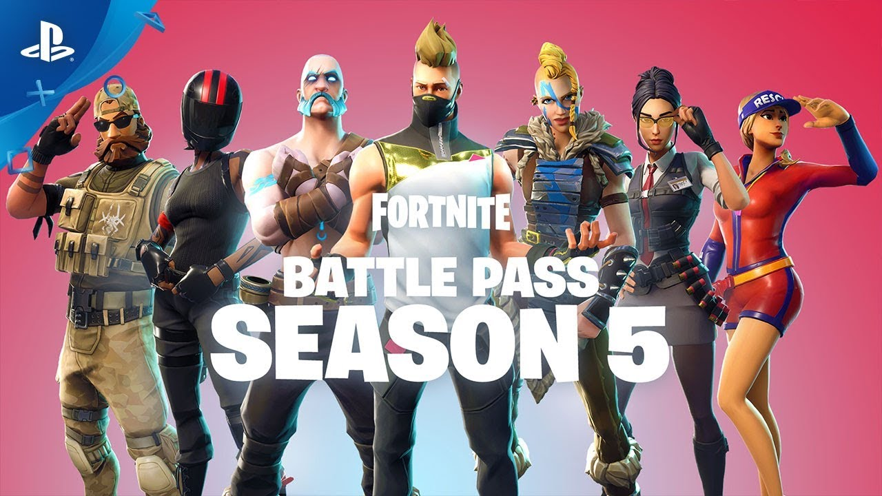 Fortnite – Battle Pass Launch Trailer