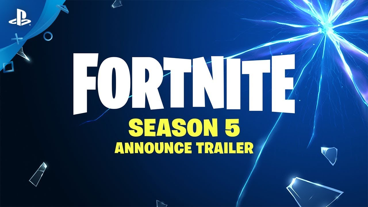 Fortnite – Season 5 Announce Trailer