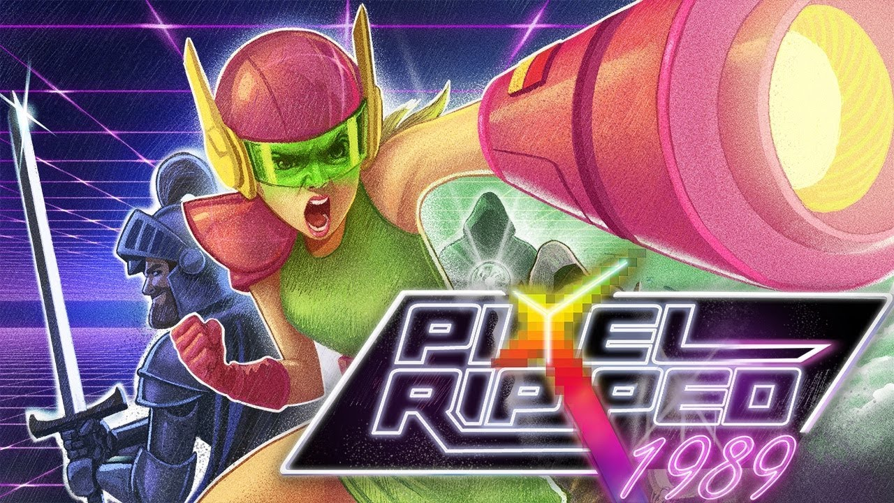 Pixel Ripped 1989 – Launch Trailer