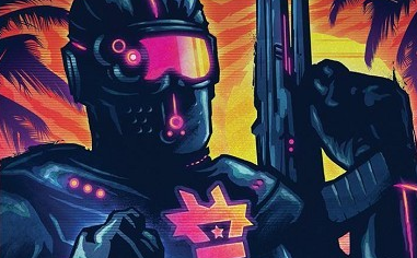 Trials of The Blood Dragon 2LP Vinyl Impressions
