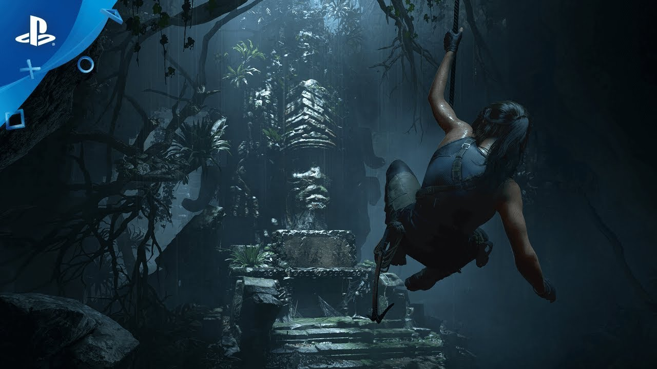 Shadow of the Tomb Raider – Acrobatic Traversal and Brutal Puzzles