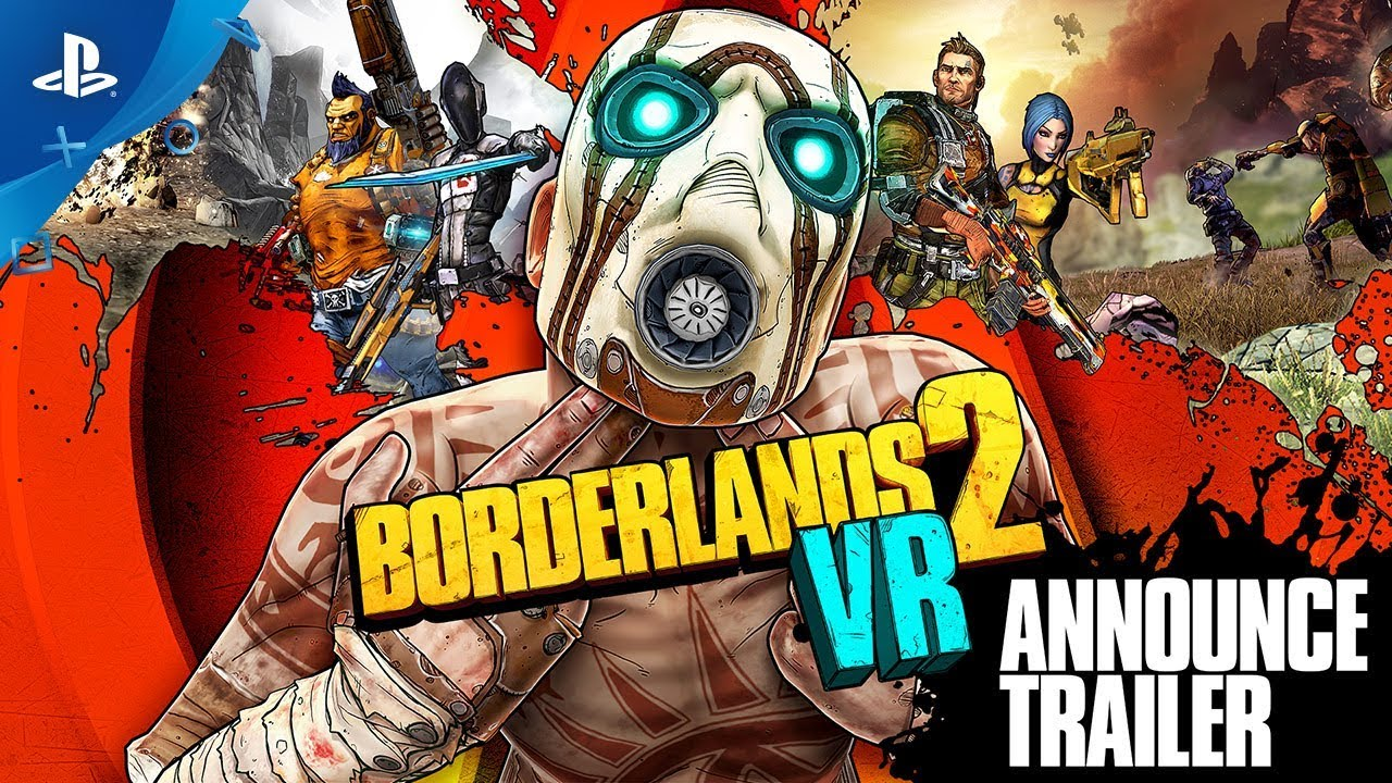 Borderlands 2 VR – Announce Trailer