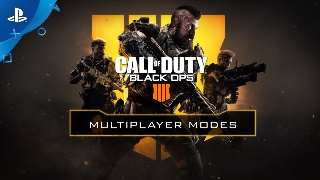 Call of Duty: Black Ops 4 – Multiplayer Overview